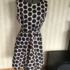 East 5th Polka Dot Dress